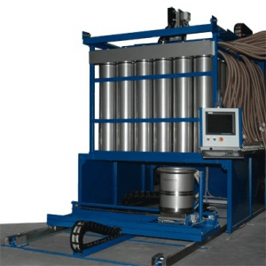 Automatic Powder Dispenser