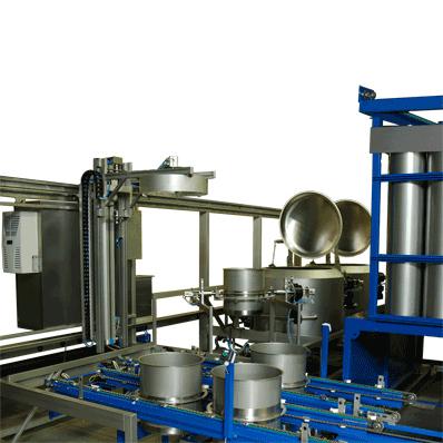 Automatic Powder Dissolver