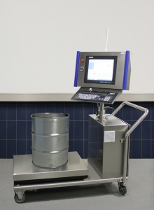 Mobile Manual Dispense System