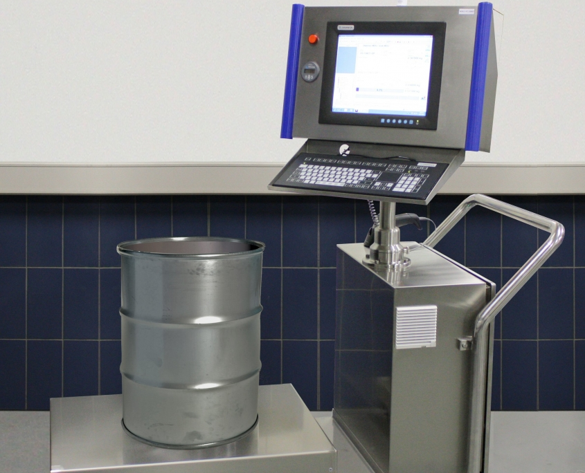 Mobile Manual Dispense System
