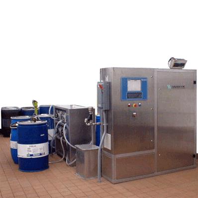 Online Chemical Dispenser