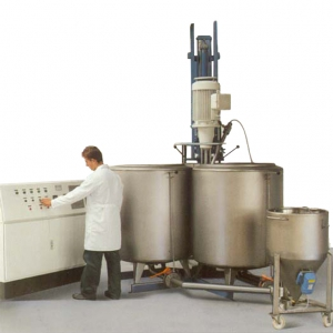 Thickener and Clear Preparation System
