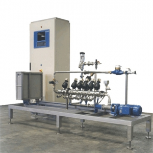 Volumetric Dispense Unit